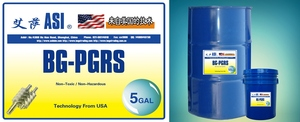 ASI-艾萨 PAG US Technology Blended with Sullair Full Synthetic Lubricant BG-PGRS