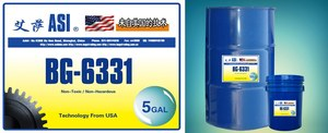ASI-艾萨 American Original High Temperature Food Grade Synthetic Gear Lubricant BG-6331